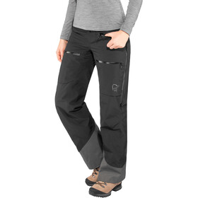Norrøna Lofoten Gore-Tex Insulated Pants Damen caviar